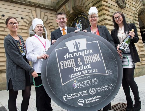 Food festival will see flurry of fun come to Accrington town centre