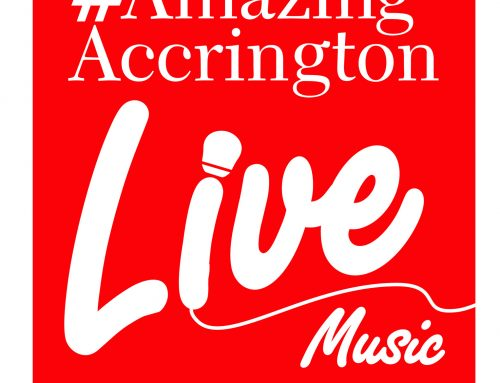 #AmazingAccrington – Live! – Application Form