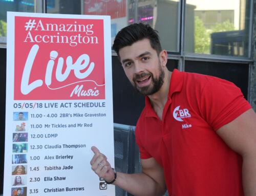 #AmazingAccrington – Live! Photo Gallery