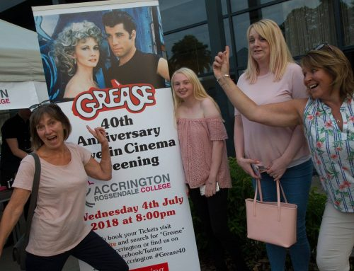 Exclusive Grease drive-in screening was a sell-out!
