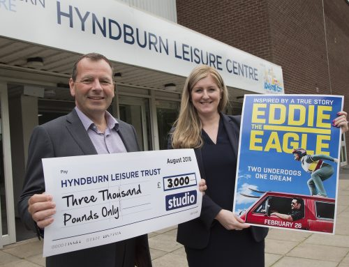 Local Sponsorship Secured for Hyndburn Community Sports Awards
