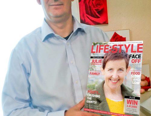 'Hy'-end Magazine Boost for Hyndburn