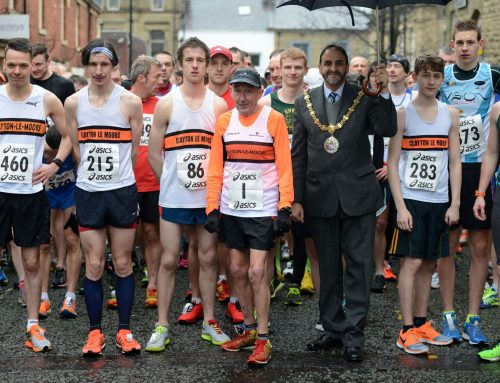 RON HILL ACCRINGTON 10K