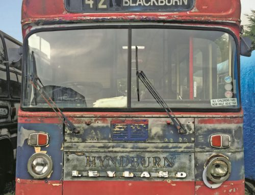 BUS-TED UP – Join Campaign to save 'Accrington Pals' Bus at Food & Drink Festival 2017!