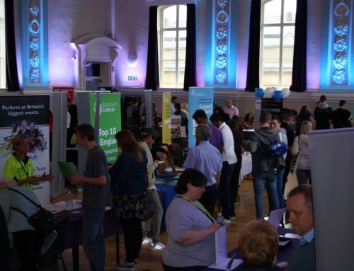 Hundreds attend apprenticeship and employment event