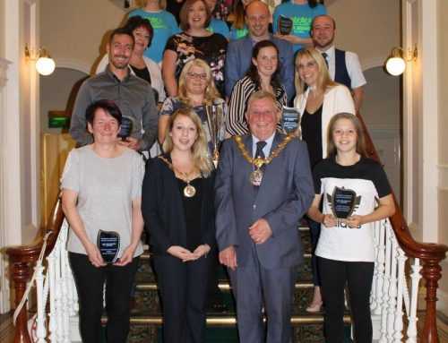 Hyndburn's Community Sports Awards Winners celebrated