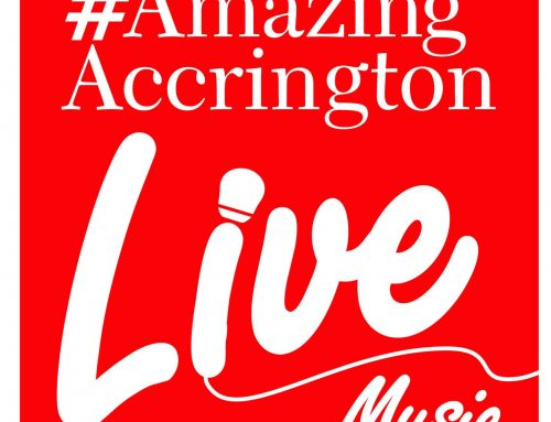#AmazingAccrington – Live! – Application Form