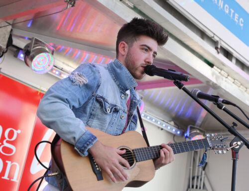 Thousands attend #AmazingAccrington – Live! music festival
