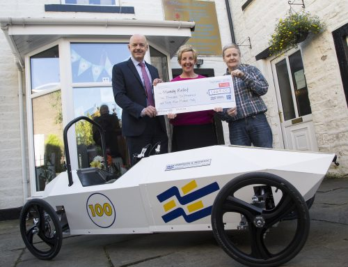 #AmazingAccrington Soapbox Challenge raises over £1600 for local charity, Maundy Relief