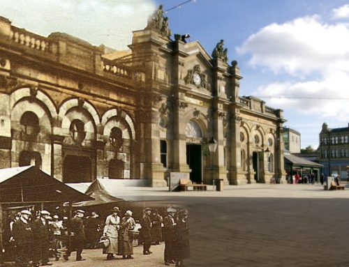 Transforming our Town – Accrington through the years