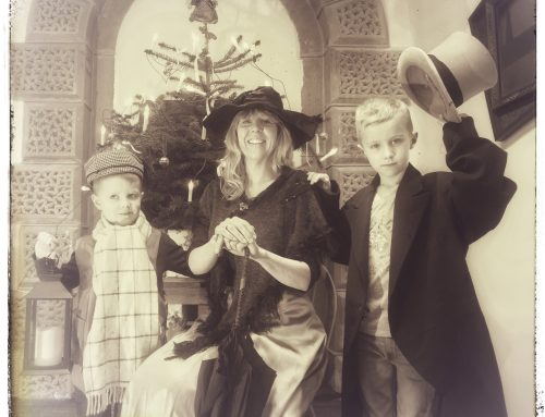 Victorians visit the Haworth Sunday 16th December for Christmas Family Fun Day