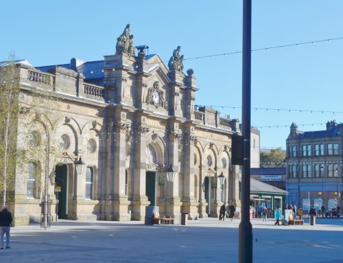 Hyndburn Council is bidding for a share of the Government's £675million Future High Streets Fund, to help transform Accrington Town Centre.