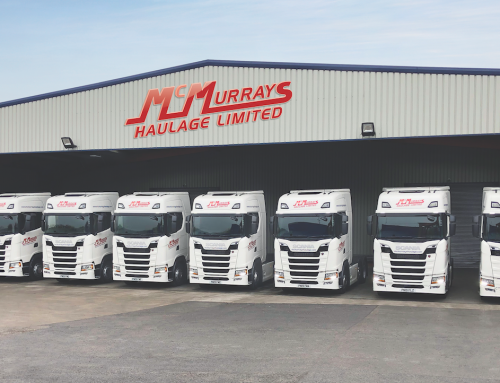 £2million investment, 14 new wagons and rapid expansion means McMurray's need drivers!