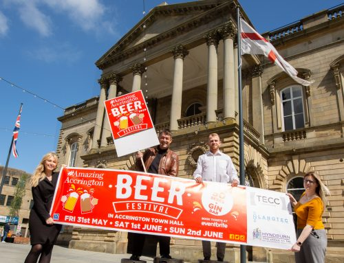 Local company TECC steps up to support Beer Festival