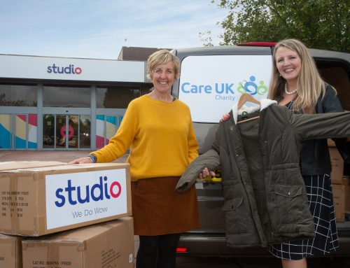 Studio Retail Ltd respond to urgent worldwide plea for winter coats