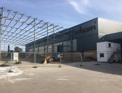 What More UK Announces New Building Works