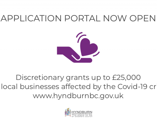 £1m Grant Funding available to Support Local Businesses through a Discretionary Grants Fund