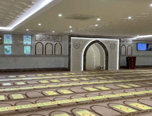 Accrington Mosque gets national recognition and congratulations from Council