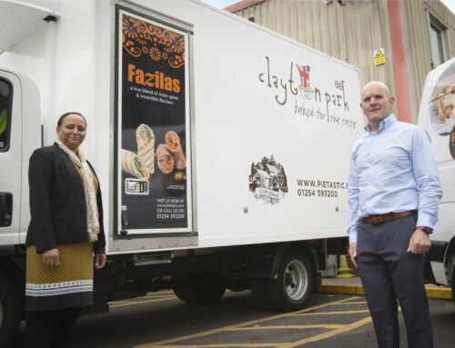 East meets West: Clayton Park Bakery and Fazila Foods Ltd Announce New Business Partnership
