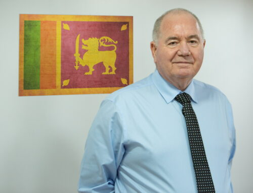 What More UK has agreed the terms of a deal which will see its products made available to the 20 million inhabitants of Sri Lanka.