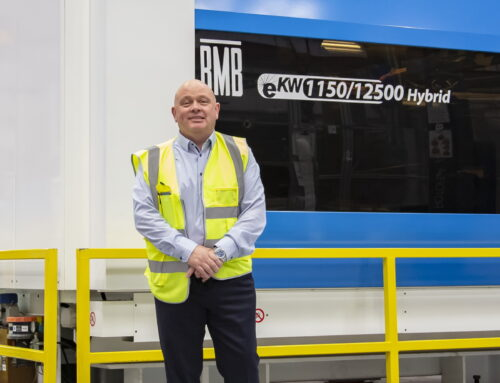 New Manufacturing Director for What More UK: Rob Walker