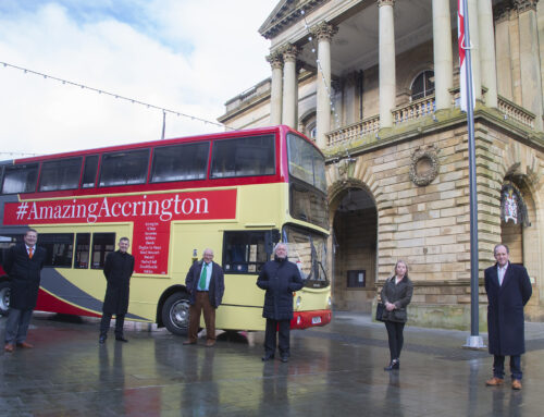 HYNDBURN BOROUGH COUNCIL AWARD £150k TO PREPARE A FAR REACHING BID TO TRANSFORM ACCRINGTON TOWN CENTRE