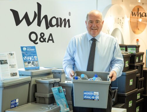 Q&A with Tony Grimshaw OBE, Export Champion and Director at the UK's Leading Housewares Manufacturer