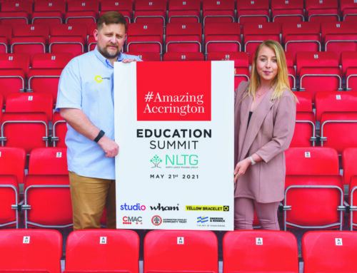 Amazing Accrington to host an Education Summit for Schools and Business Leaders
