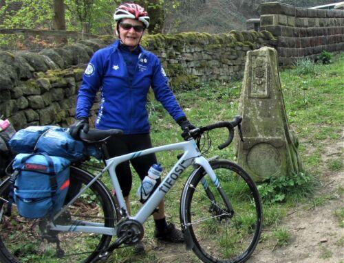 Lancashire woman named in Cycling UK's 100 Women in Cycling
