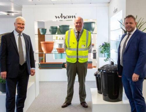 Minister for Export Graham Stuart MP Visits What More UK