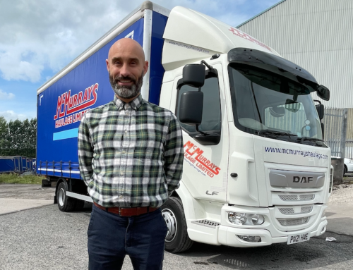 McMurrays Haulage invest £3M and go on recruitment drive