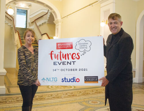 AMAZING ACCRINGTON LAUNCH FUTURES EVENT TO BENEFIT ALL OF HYNDBURN'S YEAR 11s