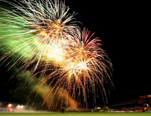 Funfair and Fireworks night returns to the Wham