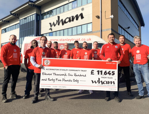 What More UK team complete Yorkshire Three Peaks Challenge and raise £11,645 for charity