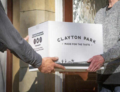 Clayton Park Bakery launch local and national home shopping service